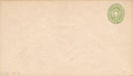 Lombardei Und Venetien - 3 Soldi Doppeladler Envelop - Mi U14 - Postwaardestukken