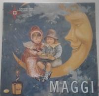 Calendrier 2005 -  Publicités Anciennes - Ed. Clouet - Lu, Maggi, Cadum, Maizena, Sassi, Blédine, Turenne, ... - Grand Format : 2001-...