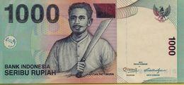 2013 Indonesia 1000 Rupiah Banknote P#141 - Indonesia