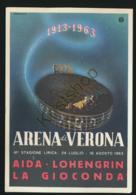 Arena Di Verona - Aida - Lohengrin [AA34-4.539 - Non Classés