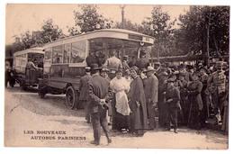 3787 - Paris  ( Transports Urbains En Surface ) -  Les Nouveaux Autobus Parisiens - E.L.D. - - Transport Urbain En Surface