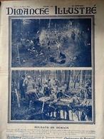 """SCOUTISME- ÉCLAIREURS DE FRANCE- GUERRE EN ÉPIRE-ALPINS EN ITALIE- REVUE """"LE SOLEIL DU DIMANCHE ILLUSTRÉ"""" 16 Mars 1913 - Books, Magazines, Comics"""