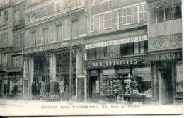 N°68742 -cpa Le Havre -maison Des Touristes -84, Rue De Paris- - Autres