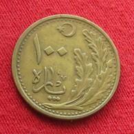 Turkey 100 Para 1922 / AH 1341 KM# 830  Turquia Turquie Turchia Turkije - Turquie