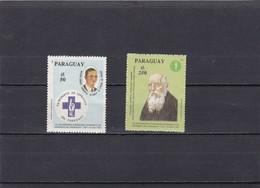 Paraguay Nº 2574 Al 2575 - Paraguay