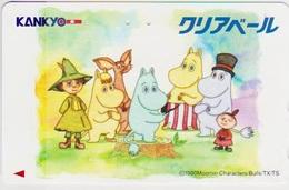 CARTOON - JAPAN-310 - MOOMIN - Comics