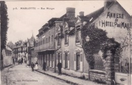 77 - Seine Et Marne -  MARLOTTE -  Rue Murger - France