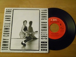 Tommy Conwell And The Young Rumblers - I M Not Your Man - 1988 - 45 Rpm - Maxi-Single