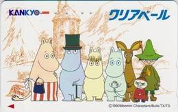 CARTOON - JAPAN-316 - MOOMIN - Comics