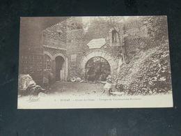 ROYAT    1930   VESTIGES ROMAINS     / CIRC /  EDITION - Royat