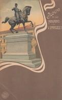 Emilia Romagna Bologna Il Monumento A Vittorio Emanuele  Pro Sordomuti -- Interessante - Bologna