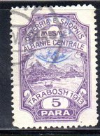 XP4052 - ALBANIA  CENTRALE , 5 Para Usato - Albania