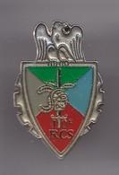 Pin's  Armées 10è RCS à Chalons En Champagne Réf  6648 - Militares