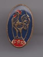 Pin's FFR Fédération Française De Rugby Coq Réf 3931 - Rugby