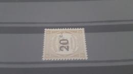 LOT 434682 TIMBRE DE FRANCE NEUF* N°49 VALEUR 40 EUROS - Postage Due