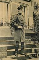 Militaria - Guerre 1870 - General Feldmarschall Gottlieb Graf Von Haeseler In Plappeville Bei Metz - Other Wars