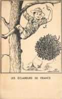 Scoutisme - Les Eclaireurs De France En 1932 - Illustration Jean Droit - Scoutismo