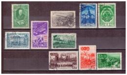 URSS789) 1948-1949 -1950  -Lotto 56 Valori USED -MLH* E MNH** - 1923-1991 URSS