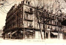 Cpa Vichy  Grand Hotel - Vichy