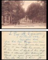 4563 Carte Postale (postcard) PLACE Bouches Du Rhone Le Puy-Sainte-Réparade - Marcophilie (Lettres)