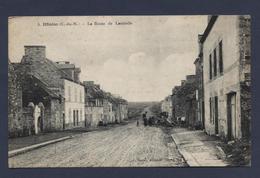 Iffiniac Le Route De Lamballe - France