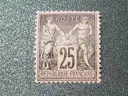 """""""Type Sage"""" N° 97 Neuf * Gomme D'Origine, Bon Centrage à 10 % De La Cote  Etat Bien - 1876-1898 Sage (Type II)"""