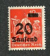 W-11792 Michel#280**mnh ( 0.50€ ) Offers Welcome! - Deutschland