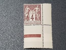 """""""Type Sage"""" N° 88 Neuf * Gomme D'Origine, Bord De Feuille à 16 % De La Cote  TTB - 1876-1898 Sage (Type II)"""
