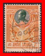 TAILANDIA SIAM AÑO 1910 KING CHULALONGKORN - Tailandia