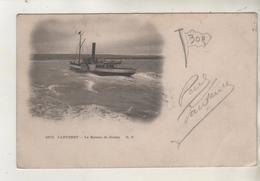 CARTERET - Le Bateau De Jersey - Carteret
