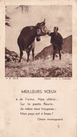 MEILLEURS VOEUX JE T'AIME ALPE CHERIE (dil93) - France