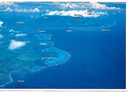 CPA-1980-POLYNESIE-TAHITI-Vue Aerienne De La Cote Sud-Ouest-TBE - Polynésie Française