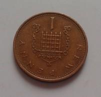 Grande-Bretagne, Elizabeth II, New Penny, 1971, SUP (B4- 01) - 1971-… : Monnaies Décimales