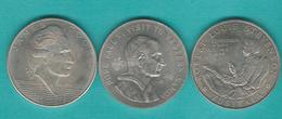 Samoa - Tunamafili II - 1 Tala - 1969 (KM8) 1970 (KM9) 1970 (KM10) - Samoa