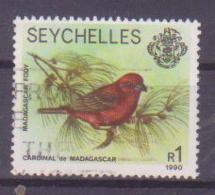 69-208/ SEYCHELLES  - 1990   BIRDS   O Used - Seychelles (1976-...)