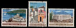 GREECE 1967 - Set Used - Oblitérés