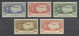 TOGO 1940 YT PA 1/5** - Togo (1914-1960)