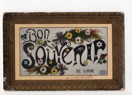 4 - LIXHE - Bon Souvenir - Visé