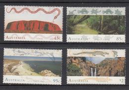 Australia MNH Michel Nr 1335/38 From 1993 / Catw 8.50 EUR - 1990-99 Elizabeth II