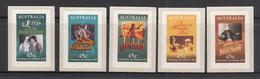 Australia MNH Michel Nr 1483/87 From 1995 / Catw 12.50 EUR - Ongebruikt