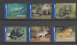 Australia MNH Michel Nr 2531/36 From 2006 / Catw 19.00 EUR - 2000-09 Elizabeth II
