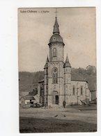 8 - VIELSALM - SALM-CHÂTEAU  -  L'église - Vielsalm