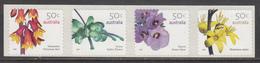 Australia MNH Michel Nr 2777/80 From 2007 / Catw 5.50 EUR - 2000-09 Elizabeth II