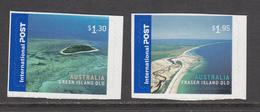 Australia MNH Michel Nr 2789/90 From 2007 / Catw 6.50 EUR - 2000-09 Elizabeth II