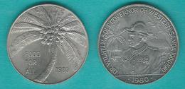Samoa - Tunamafili II - 1 Tala - 1980 Food For All FAO (KM38) Dr William Solf (KM40) - Samoa