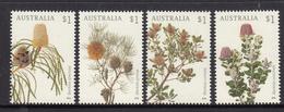 Australia MNH 2018 Banksias Set - 2010-... Elizabeth II