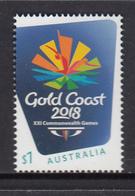 Australia MNH 2018 Gold Coast - 2010-... Elizabeth II