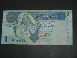 1 One Dinar -2004 - LIBYE   **** EN ACHAT IMMEDIAT **** - Libia