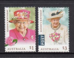 Australia MNH 2018 Queen's Birthday Set - 2010-... Elizabeth II