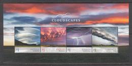 Australia MNH 2018 Cloudscapes Sheet - 2010-... Elizabeth II